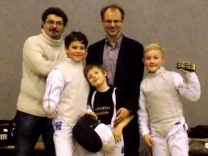 Emil, Josua, Julian, Heinz, Marwin 800