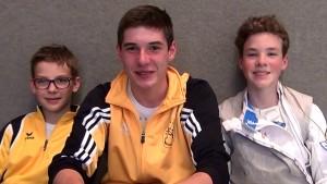 Joel, Johannes, Paul